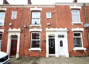 Thumbnail 2 bed terraced house for sale in Saint Cuthberts Road, Preston, Lancashire