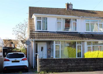 3 bed semi-detached house for sale in Woodcote, Killay, Swansea SA2
