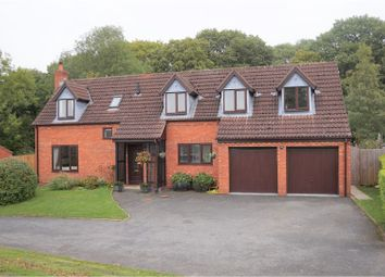 Thumbnail 5 bed detached house for sale in Parmington Close, Redditch