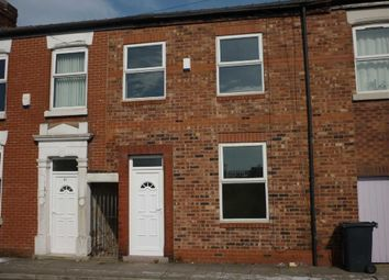 Thumbnail 3 bed terraced house to rent in Geoffrey Street, Preston
