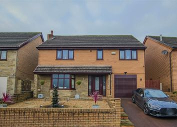 Thumbnail 6 bed detached house for sale in Edge End Lane, Great Harwood, Blackburn