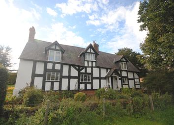 Thumbnail 3 bed detached house to rent in Weston, Shrewsbury