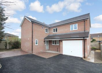 Thumbnail 4 bed detached house for sale in Cherry Tree Court, Sherburn In Elmet, Leeds