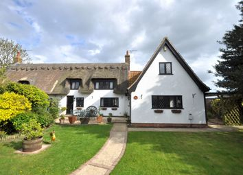 Thumbnail 3 bed cottage for sale in Stowupland, Stowmarket, Suffolk