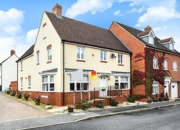 Thumbnail 4 bed semi-detached house for sale in Wall Brown Way, Buckingham Park