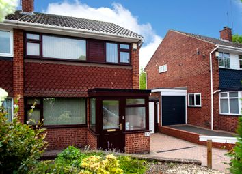 Thumbnail 3 bedroom semi-detached house for sale in Foxhills Park, Netherton, Dudley