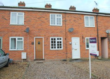 Thumbnail 2 bedroom terraced house to rent in Brook Street, Glemsford, Sudbury
