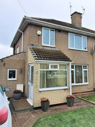 Thumbnail 3 bed semi-detached house for sale in Chalmers Drive, Doncaster