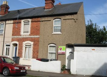 Thumbnail 3 bedroom end terrace house to rent in Regent Street, Reading