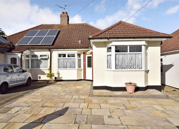 Thumbnail 2 bed semi-detached bungalow for sale in Somerset Gardens, Hornchurch, Essex