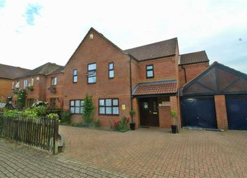 Thumbnail 4 bedroom link-detached house for sale in Taunton Deane, Emerson Valley, Milton Keynes