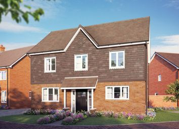 "Thumbnail 4 bed property for sale in ""The Chestnut"" at Curbridge, Botley, Southampton"