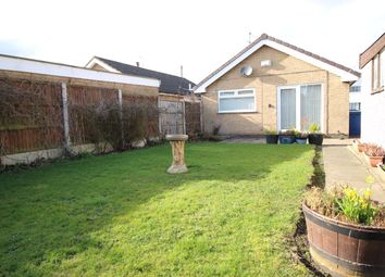 Thumbnail 2 bed bungalow for sale in Windsor Drive, Warsop, Mansfield
