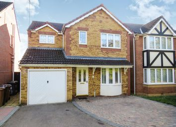 Thumbnail 3 bedroom detached house for sale in Spencelayh Close, Wellingborough