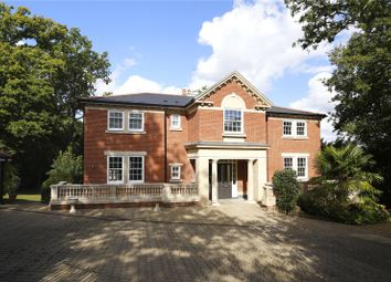 Thumbnail 5 bed detached house to rent in Coombe Hill Road, Coombe, Kingston Upon Thames