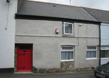 Thumbnail 1 bed terraced house to rent in Merafield Road, Plymouth, Devon