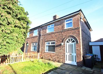 Thumbnail 3 bed semi-detached house to rent in Westbrook Avenue, Warrington