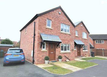 Thumbnail 3 bed detached house for sale in Chester Road, Nomans Heath, Malpas