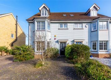 Thumbnail 4 bed semi-detached house for sale in Elvin Drive, North Stifford, Grays, Essex