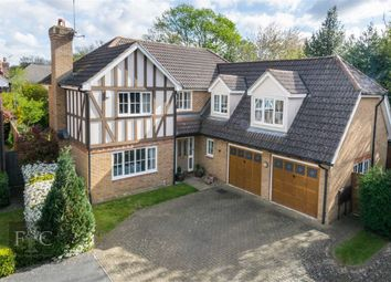 Thumbnail 5 bedroom detached house for sale in Lanthorn Close, Broxbourne, Hertfordshire