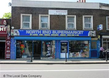 Retail premises for sale in North End Road, West Kensington W14