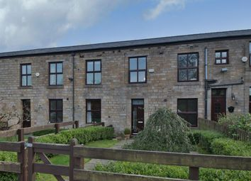 Thumbnail 2 bed mews house for sale in Lydgate Court, Blackstone Edge Old Road, Littleborough