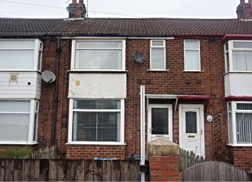 Thumbnail 2 bed terraced house to rent in Hedon Road, Hull