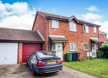 Thumbnail 3 bedroom semi-detached house for sale in Lode Way, Chatteris