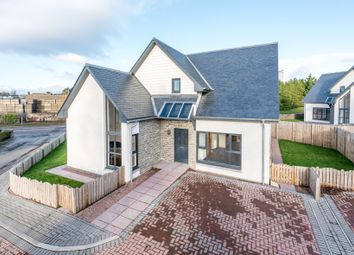 Thumbnail 3 bed detached house for sale in Old Brechin Road, Lunanhead, Forfar