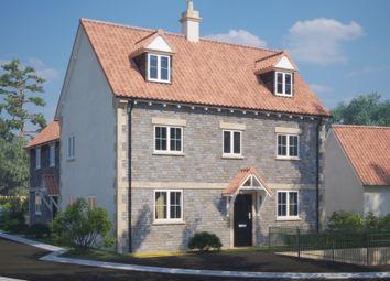 Thumbnail 4 bed semi-detached house for sale in Bridge Street, Bourton, Gillingham