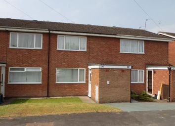 Thumbnail 1 bedroom maisonette for sale in Hazel Avenue, Sutton Coldfield, West Midlands