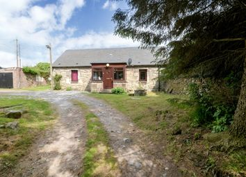 Thumbnail 5 bed cottage for sale in Pitscandly, Forfar, Angus