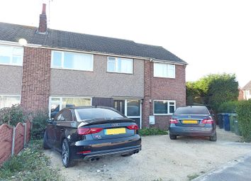 Thumbnail 5 bed semi-detached house for sale in Landsdowne Road, Yaxley, Peterborough, Cambridgeshire.