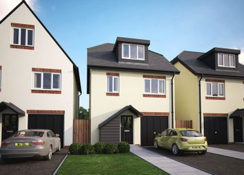 Thumbnail 3 bed detached house for sale in 'caernarfon' Plot 9, Gadlys Brow, Bagillt