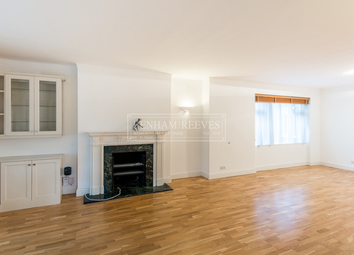 Thumbnail 3 bedroom flat to rent in Avenue Road, St John's Wood