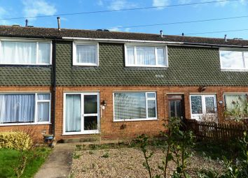 Thumbnail 3 bed terraced house for sale in Sherwood Drive, Waddington, Lincoln