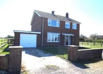 Thumbnail 4 bed detached house to rent in Goole Fields, Goole