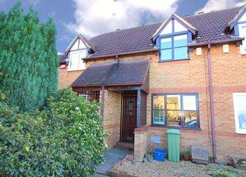 Thumbnail 2 bed terraced house to rent in Hunsdon Close, Stantonbury Fields, Milton Keynes