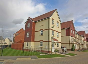 Thumbnail 4 bed detached house for sale in Juniper Way, Didcot