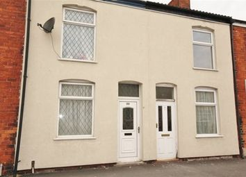 Thumbnail 2 bed terraced house to rent in Weatherill Street, Goole