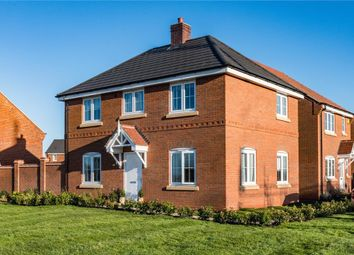 """Thumbnail 3 bed detached house for sale in """"Bretby"""" at Warwick Road, Kibworth, Leicester"""