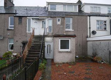 Thumbnail 1 bed flat for sale in Alexander Terrace, Neilston
