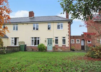 Thumbnail 3 bed semi-detached house for sale in Glandwr, Wern, Llanymynech