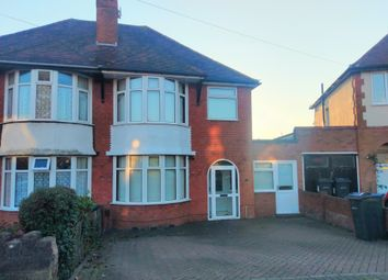 Thumbnail 3 bed semi-detached house to rent in Elizabeth Road, New Oscott