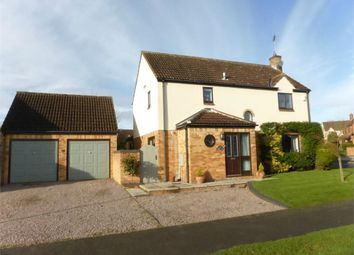 Thumbnail 4 bed detached house for sale in 49 Chapel Lane, Thurlby, Bourne, Lincolnshire