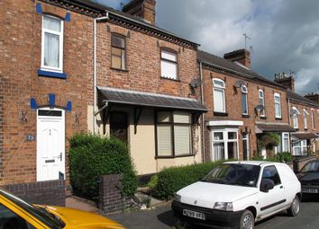 Thumbnail 3 bedroom terraced house to rent in Adelaide Street, Crewe