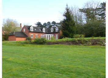 Thumbnail 4 bed detached house for sale in Station Road, Sutton Bonington