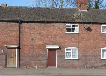 Thumbnail 2 bedroom terraced house for sale in Victoria Street, Hereford