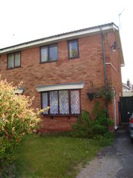 Thumbnail 2 bedroom semi-detached house to rent in Warmley Close, Wolverhampton
