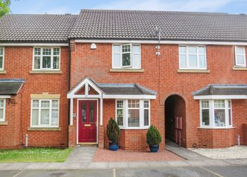 Thumbnail 2 bed terraced house for sale in Redstone Way, Lower Gornal, Dudley